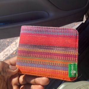 Sanuk Wallet